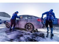 Car Wash Hand Valeting Business For Sale - Huge Potential - Busy Main Road - Inside Petrol Station