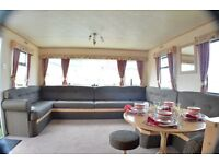 Beautiful Holiday Home - NO PITCH FEES UNTIL 2018 - FREE Games Console or BBQ GRILL !!!!