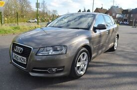 Audi A3 SE, 1.2 TFSI ~ Auto (S tronic), 2010 (60) with 63k miles only