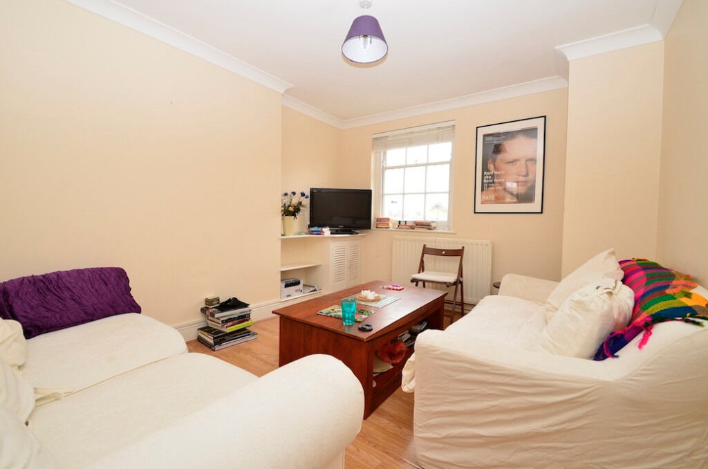 Lovely 1 Bed + Study Period Flat near Hackney Downs Rail Station - Hackney Central E8
