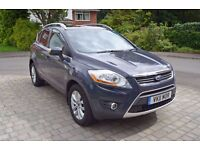 2011 FORD KUGA 2.0 TDCI (163bhp) AWD TITANIUM X - IMMACULATE CONDITION!