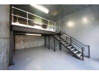 High specification 750 sq ft workshop / studio spaces in secure industrial yard in North Norfolk