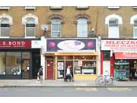 W12: Superb A3 ground floor, basement and outsdoor commercial premises