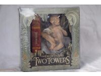 Lord of the Rings The Two Towers Collectors DVD Gift Set
