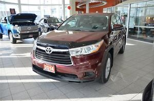 2014 Toyota Highlander LE AWD, 8 Passenger, Rear Camera, One Own