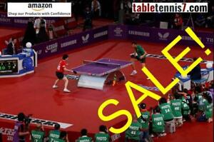 ++++ SALE! PREMIUM QUALITY Star PING PONG PADDLES - ITTF APPROVED with FREE CASE ++++