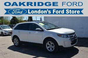 2013 Ford Edge SEL 2.0l ENGINE NAV/ROOF/POWERLIFTGATE