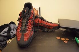 NEW nike air max 95 jaquard red NEW size 9