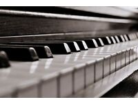 Pianist/organist available for events, weddings and other functions - piano & organ