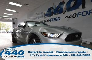 2015 Ford Mustang V6  * Convertible *