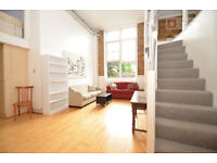 Exclusive 2 Bed School Conversion Flat with 2 added mezzanine room in Hackney E9