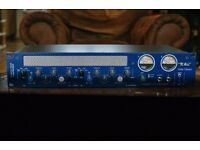 TL Audio C1 tube compressor hardware Valve Preamp (Stereo)
