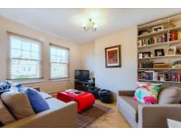 Spacious two bed apartment in South Hampstead
