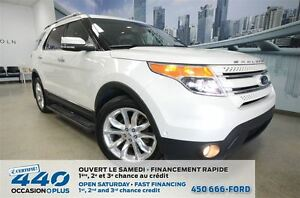 2013 Ford Explorer Limited | 4X4, CUIR, TOIT, NAVIGATION