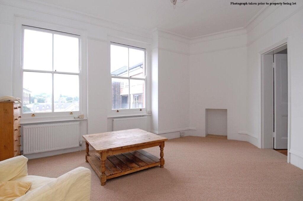 Kensington Hall Gardens - Well presented 2 double bed mansion flat