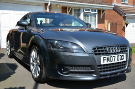 2007 2.0 AUDI TT TFSI Full Service History & Immaculate Condition