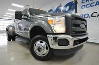 2012 Ford F-350 Diesel 4x4  * Roues doubles *