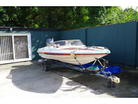 15ft BROOM SPEEDBOAT