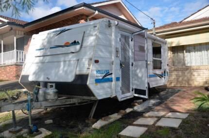 Caravan, Millard, Pop-Top Erina Gosford Area Preview