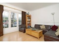 Magdalen Road, SW18. An ideally located two double bedroom Victorian conversion £1600pcm