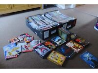 134 dvd's and 10 Boxsets and a load of loose dvds £40 the lot no offers