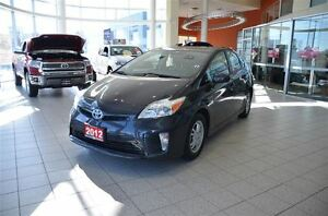 2012 Toyota Prius Push Start, One Owner, 4 New Tires