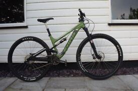 Kona Process 111 Mountain Bike