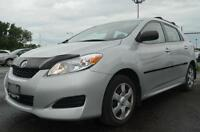 2009 Toyota Matrix AWD / AUTO / AIR / GRISE / GR ELECTRIQUE