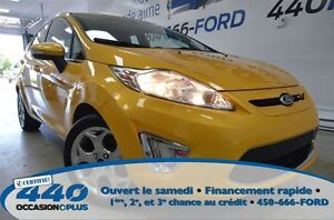 2012 Ford Fiesta SES  * Connectivité Bluetooth *