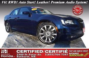 2015 Chrysler 300 300S WOW!!! LIKE NEW!!! Low Mileage! V6! RWD!