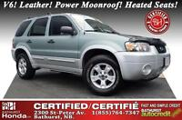 2007 Ford Escape XLT No Accident! Fully Loaded! Leather! Power M