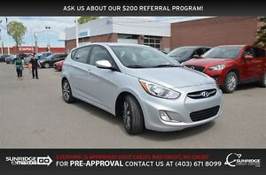 2017 Hyundai Accent SE, HEATED SEATS, SUNROOF