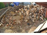 Concrete, rubble, soil free delivery
