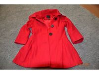 Girl Coat from Next 5-6