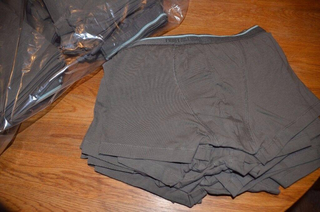 BARGAIN. Classic Boxer Shorts / 95% Cotton (size M)