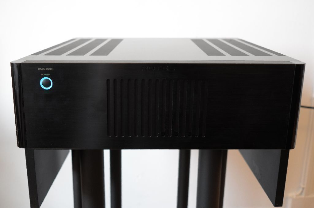 Rotel Rmb 1506 Power Amplifier 6 Channel Amp Black Audiophile Hifi 956ax 1066 300