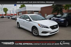 2017 Hyundai Sonata GLS, BACKUP CAMERA, HEATED SEATS, SUNROOF