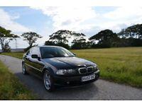 BMW 320ci Coupe, 1 year MOT