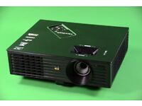 Viewsonic PJD 6253 digital projector with carrying case