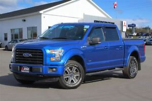 2016 Ford F-150 SPORT! CREW! HEATED SEATS! ONLY 30K!