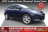 2011 Mazda CX-7 GS MUST SEE!!! AWD! Leather! Power Moonroof! Hea