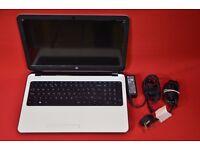 "HP 15"" Laptop in White £150"