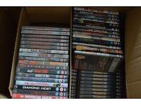 245 brand new sealed dvds job lot
