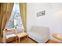 West Kensington - Very Bright Studio Flat in Sought-after Location