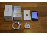 Black Iphone 4 16GB unlocked in an excellent condition