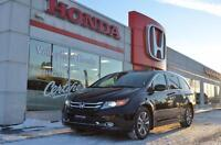 2015 Honda Odyssey Touring FULLY EQUIPPED, Demo