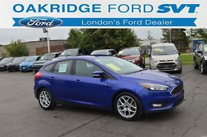 2015 Ford Focus SE PLUS PACKAGE SYNC HATCHBACK AUTOMATIC