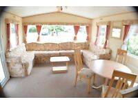 Cheap caravan for sale SOUTHERNESS, indoor pool, family club house, arcade, softplay an loads more