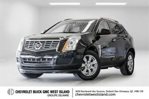2014 Cadillac SRX de luxe** cuir**toit ouvrant**caméra arrière**