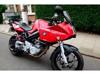 BMW F800S Red, 19300 miles, 2006, 798cc, great condition